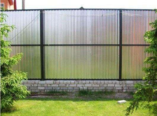 Забор Рязань