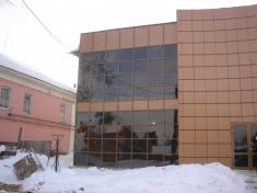 Вентилируемые фасады Рязань