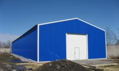Быстровозводимые здания - складские помещения