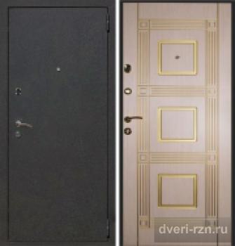 Металлическая дверь РуссоНова Афина (шпон)