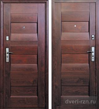 Металлическая дверь В-3