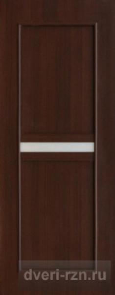 Ламинированная дверь Техно венге