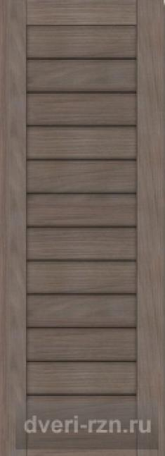 Дверь Элемент Т4 мароне (экошпон)