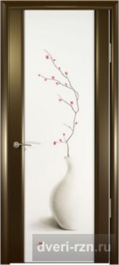 Дверь шпонированная Шторм-3 Сити Стайл