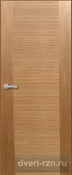 Дверь шпонированная Рондо дуб