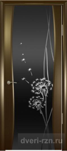 Дверь шпонированная Буревестник-2 Одуванчик