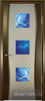 Дверь шпонированная Буревестник-2 Космо