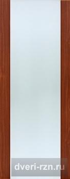 Дверь Порто-3 остеклённая итальянский орех