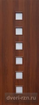 Дверь Модель 4с1 итальянский орех