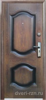 Дверь металлическая К550