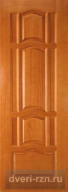 Дверь из массива Ампир глухая