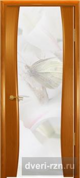 Дверь шпонированная Буревестник-2 Бабочка