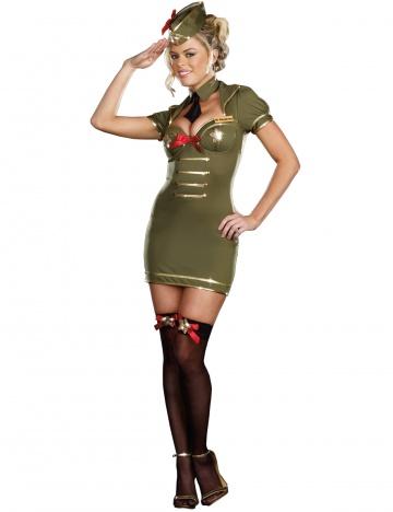 костюм военной