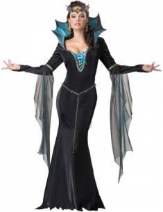 костюм королевы и принцессы