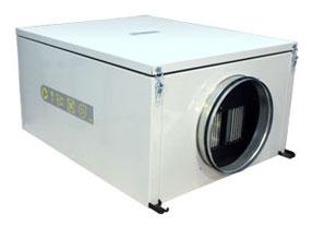 Приточная установка Колибри-2000 GTC