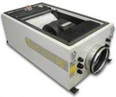 Приточная установка Колибри-500 GTC