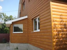 Металлический Блок-Хаус