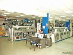 Торговое оборудовани для сетевых магазинов бытовой техники