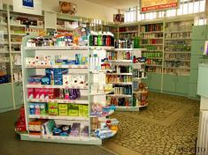 Торговое оборудование для аптечного супермаркета в столице