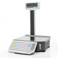 Весы с печатью этикетки ШТРИХ-ПРИНТ М 4.5