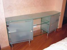 мебель стеклянная