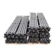 Металлические столбы d 51 ст. 1,35 h 2,4м