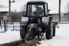 Траншейный экскаватор ЭТЦ 1609, ЭЦ 150
