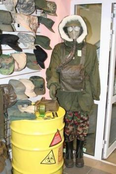 костюмы защитные