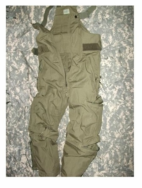 US AIR FORCE OVERALLS INSULATED ,NOMEX