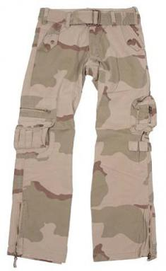 Брюки Cargo pants PT Pilot 3 color desert