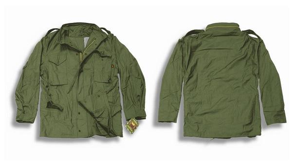 Классическая армейская демисезонная куртка М65