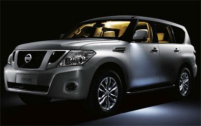 Nissan Patrol (Ниссан Патрол)