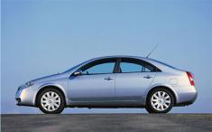 Nissan Primera (Ниссан Примьера)