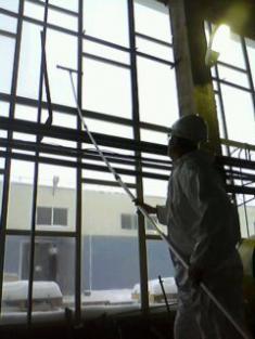 очистка зданий и фасадов
