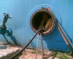 комплексное обслуживание АЗС и очистка резервуаров