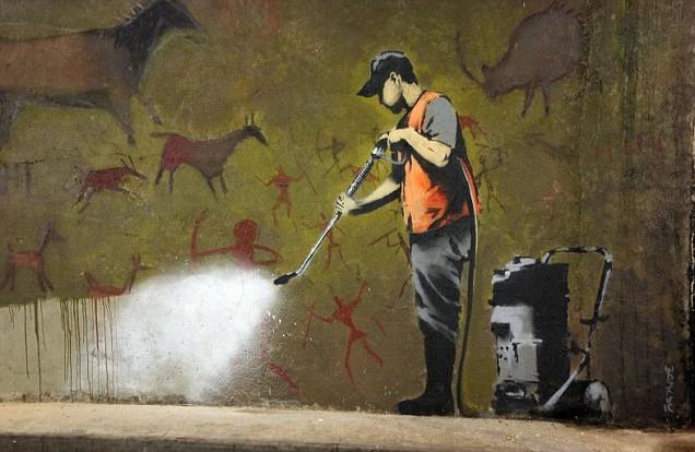 эффективное удаление граффити