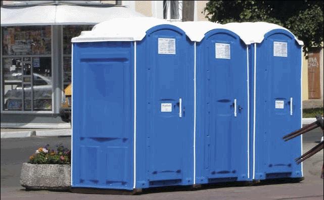 туалетная кабина