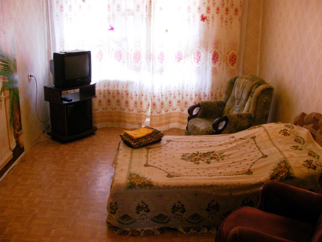 трехкомнатная квартира на Вокзальной