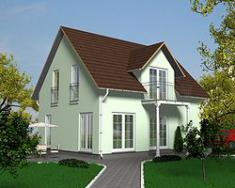 Каркасно-панельный дом 190 м2