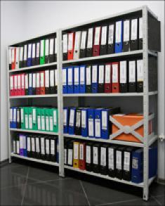 Архивные и офисные стеллажи СТЕ