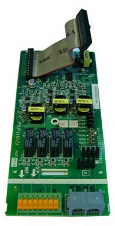 ������� �������� �� 4 ����� ��� ��� Panasonic ����� KX-TE