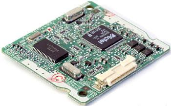 Плата Caller ID (идентификация вызывающего абонента) для АТС Panasonic серии KX-TE