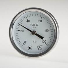 Биметаллические термометры ТБЛ