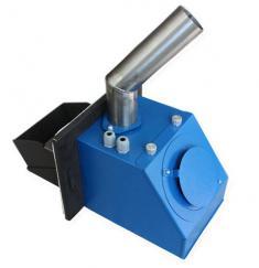 Пеллетные горелки типа PB10-20, PB14-40 для сжигания древесных гранул