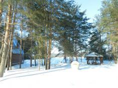 база отдыха Полушкино
