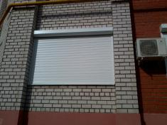 рольставни на окна