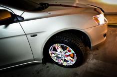автовинил, защитная ламинация автомобиля