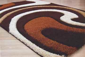 Высоко ворсовые ковры Нигар-Шагги стрижка