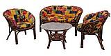 Плетеное кресло 01-16ВО