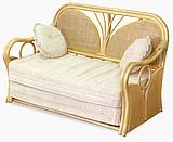 Плетеный диван 24-04М